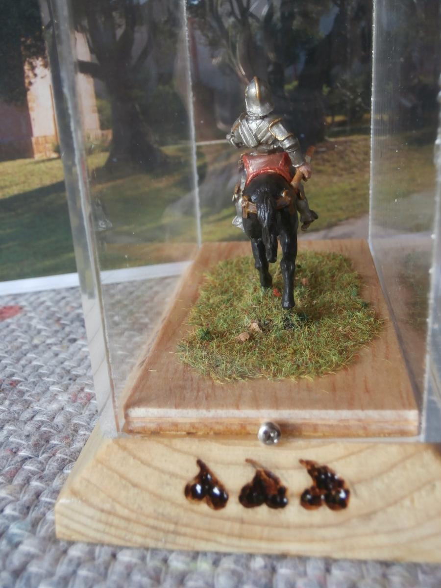 Colleoni a cavallo