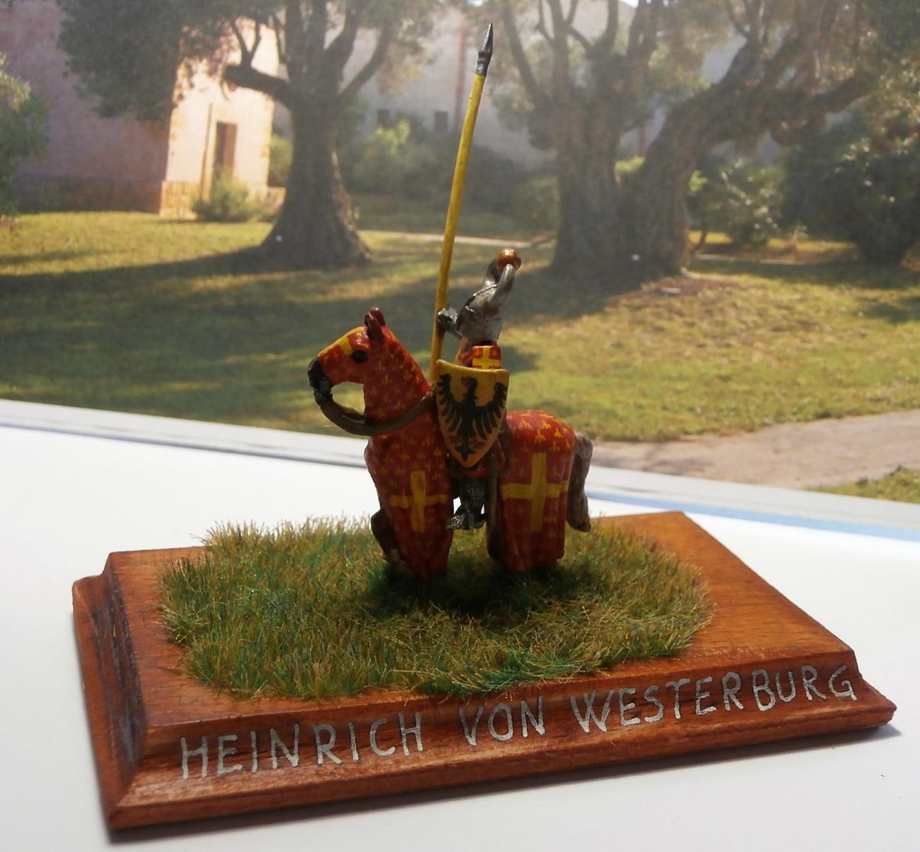 Heinrich von Westergurg