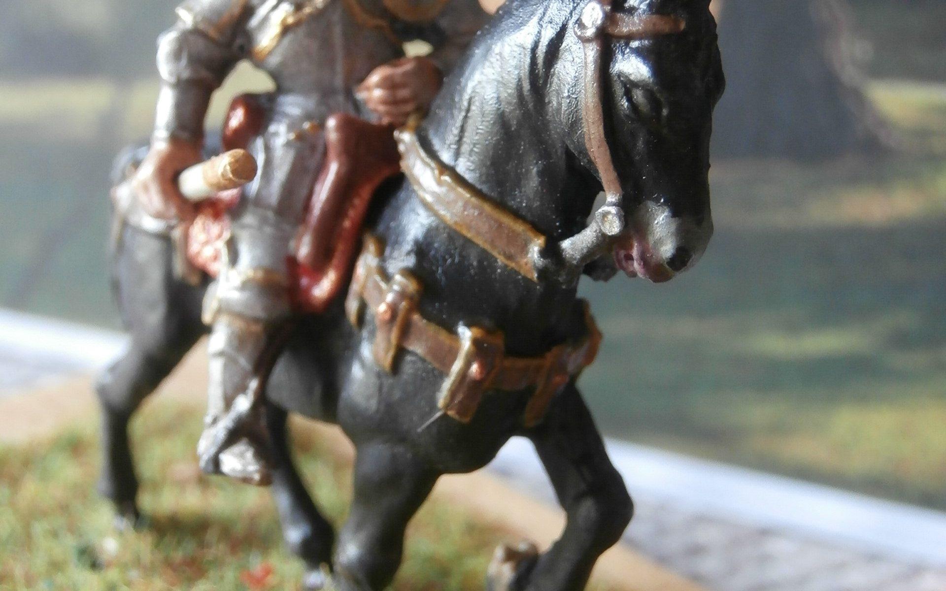 #Condottiero # a #Cavallo