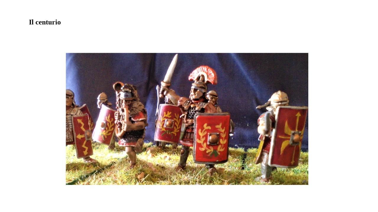 Centurio romano